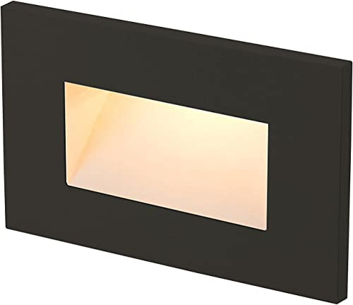 RP LIGHTING 8919 LED Mini Outdoor and Indoor Step Stair Light Bronze