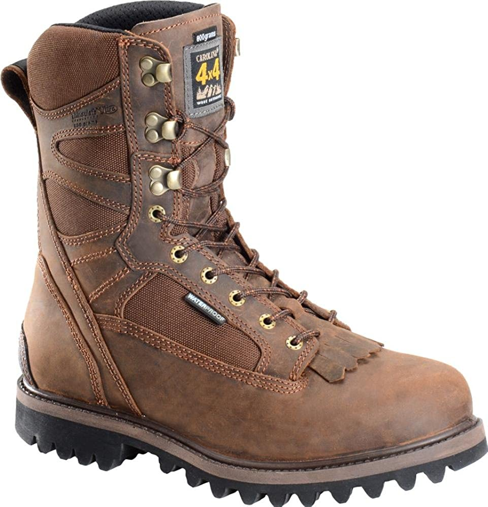 Carolina Men's 10 Waterproof Insulated 4X4 Sport Boot