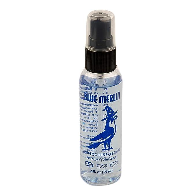 Amazon.com: Blue Merlin Spray antivaho para lentes de gafas ...
