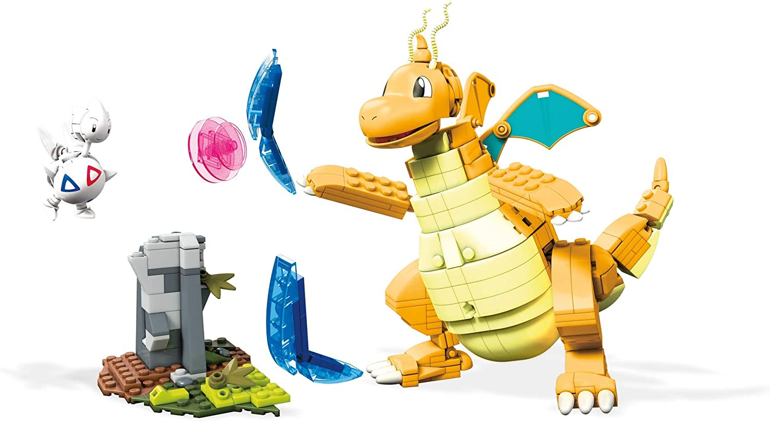 PlaySet - Duello Dragonite Contro Togetic