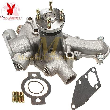 Water Pump 129107-42002 129150-42000 for Yanmar F195 FX195 F235 FX235 F255