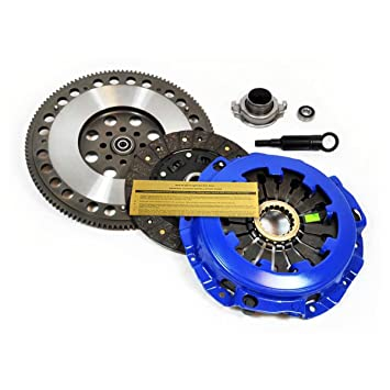 EF STAGE 2 CLUTCH KIT+CHROMOLY FLYWHEEL IMPREZA GT WRX 2.0L TURBO EJ205 JDM