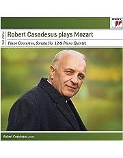 Robert Casadesus Plays Mozart. Serie Sony Classical Masters