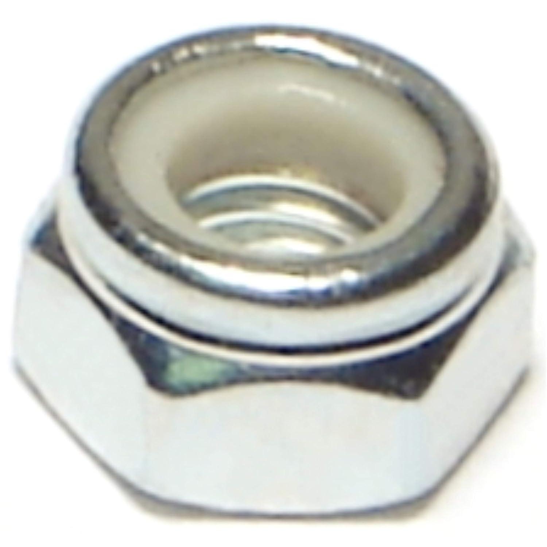 Hard-to-Find Fastener 014973278496 Nylon Insert Lock Nuts Piece-100 5mm-0.80