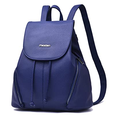 Women Casual Purse Fashion Leather Backpack/Casual Daypack Schoolbag for Girls free shipping