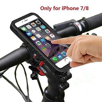 coque iphone 8 bike