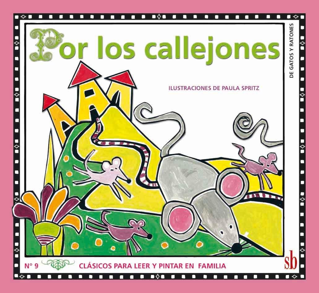 Por los callejones (Spanish) Paperback – 2014