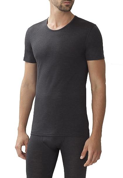 zimmerli - Camiseta térmica - para hombre charcoal Small