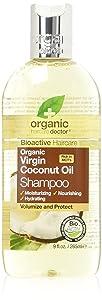 Organic Doctor Organic Virgin Coconut Oil Shampoo, 9 fl.oz.