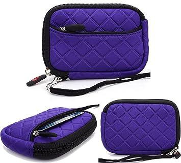 Amazon.com: Violeta: Universal cubierta de bolsa | Fuji Film ...