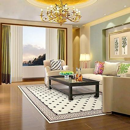 Amazon Com Carpet Rug Nordic Style Modern Minimalist Home Living