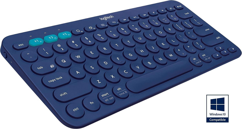 Tastiera Bluetooth Logitech K380 Windows Mac e Android
