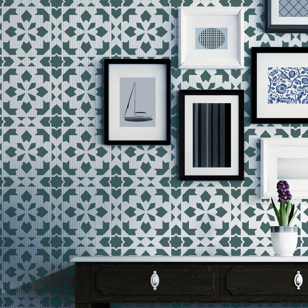 Wall stencils ebay image collections home wall decoration ideas j boutique stencils moroccan wall stencil adorlee allover stencil j boutique stencils moroccan wall stencil adorlee amipublicfo Image collections