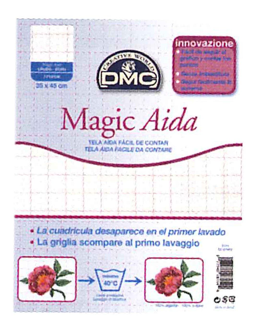 DMC MAGIC GUIDE AIDA (Magic Guide Aida) DC37MG/Ecru (japan import) DC37MG ECRU
