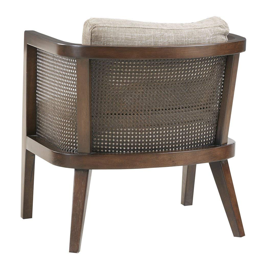 Ink+Ivy II100-0324 Sonia Accent Chair, 27'' W x 28.5'' D x 31.5'' H, Camel by Ink+Ivy (Image #2)