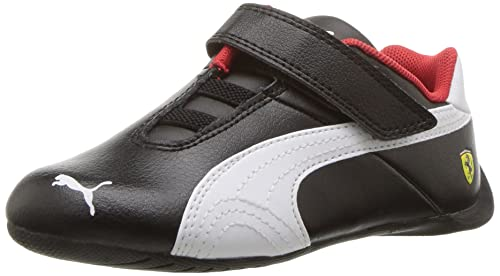 e54106e6d08df5 Puma Ferrari Future Cat Velcro Kids Sneaker  Buy Online at Low Prices in  India - Amazon.in