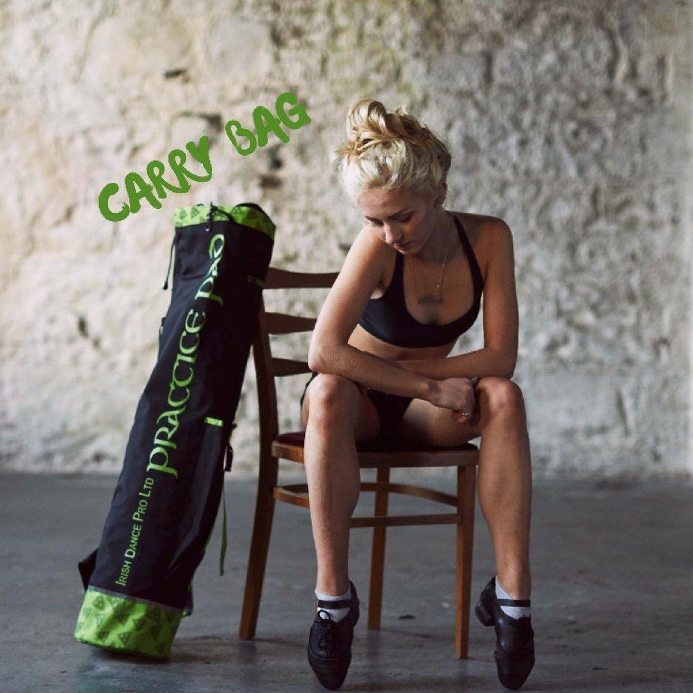 Irish Dance Pro Practice Pad Carry Bag