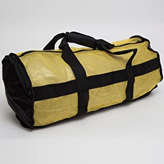 National Geographic Snorkeler Clamshell Deluxe Drawstring 2 Pocket Duffle Bag