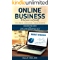 ONLINE BUSINESS FROM HOME: THIS BOOK CONTAINS 2 MANUSCRIPTS: AMAZON FBA 2019 and AFFILIATE MARKETING 2019