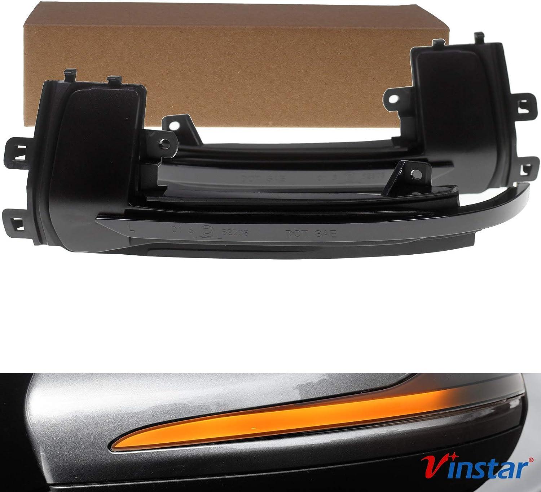 Led Spiegelblinker Dynamisch Kompatibel Mit A3 8p S3 A4 B8 S4 A5 S5 A6 4f S6 A8 4e Auto