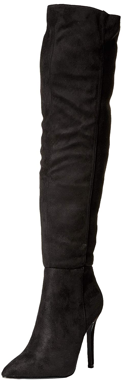Black 190 Charles by Charles David Womens Debutante Fashion Boot