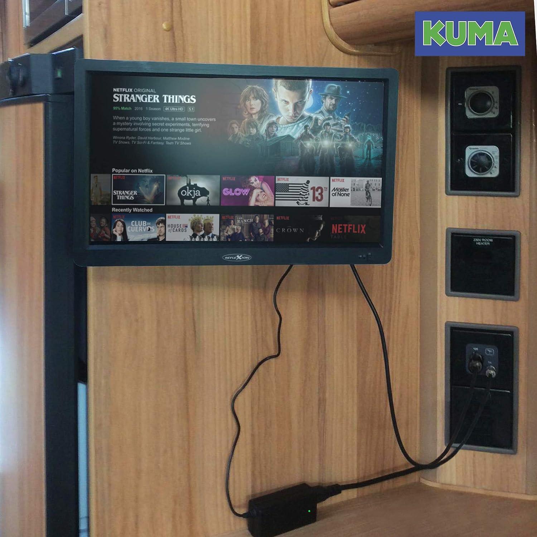 KUMA 12v Enchufe Mechero de Coche Estabilizador de Voltaje: Amazon.es: Electrónica
