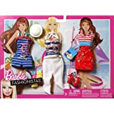 Mattel - X2233 - Accessoire Poupée - Barbie Fashionistas - Style Marin