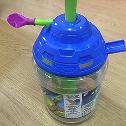 XShot - Cubo de 250 globos con adaptador de bomba de agua ...