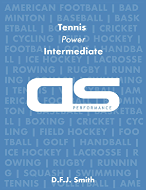 DS Performance - Strength & Conditioning Training Program for Tennis; Power; Intermediate