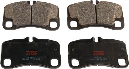 TRW TPC1020 Premium Ceramic Rear Disc Brake Pad Set