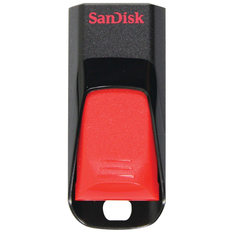 Sandisk Cruzer Edge Usb Flash Drive Sdcz51 064g A46 Flashdisk 64gb Blade Computers Accessories