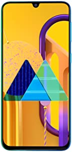 Samsung Galaxy M30s (Sapphire Blue, 4GB RAM, Super AMOLED Display,...