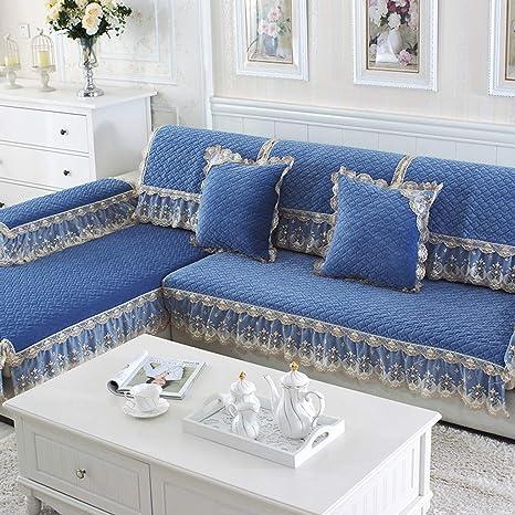 YYRZGW Cojines de sofá Estilo Europeo/Cojines de sofá ...
