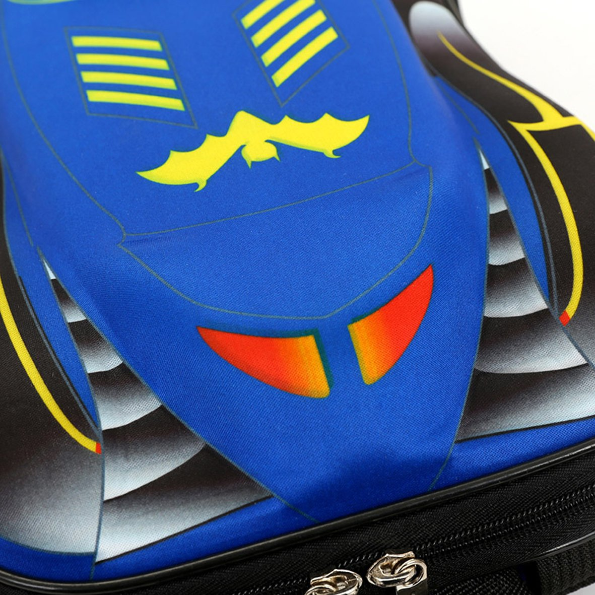 Amazon.com | 3D Batmobile School Bag Cartoon Car Backpack for A4-7Y Boys Girls | Kids Backpacks
