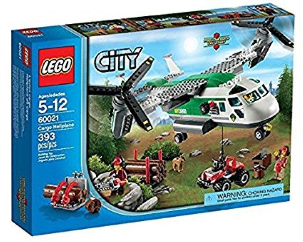 liquidación hasta el 70% LEGO City - Aeropuerto: Aeropuerto: Aeropuerto: avión de carga con hélices (60021)  Todo en alta calidad y bajo precio.