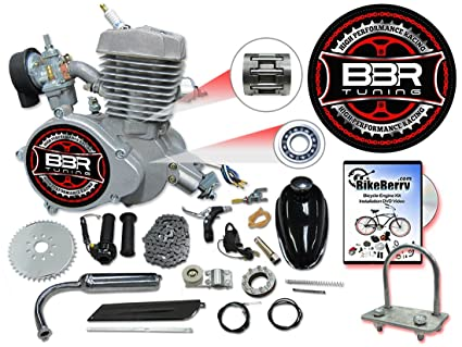 amazon com 66 80cc flying horse silver angle fire bicycle engine rh amazon com Clutch and Transmission Diagram Clutch and Transmission Diagram