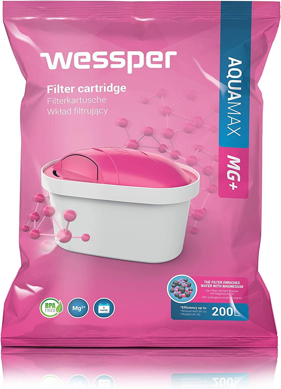 AmazonBasics wes003 Marella 12x wessper AQUAMAX Filtro acqua per Brita Maxtra