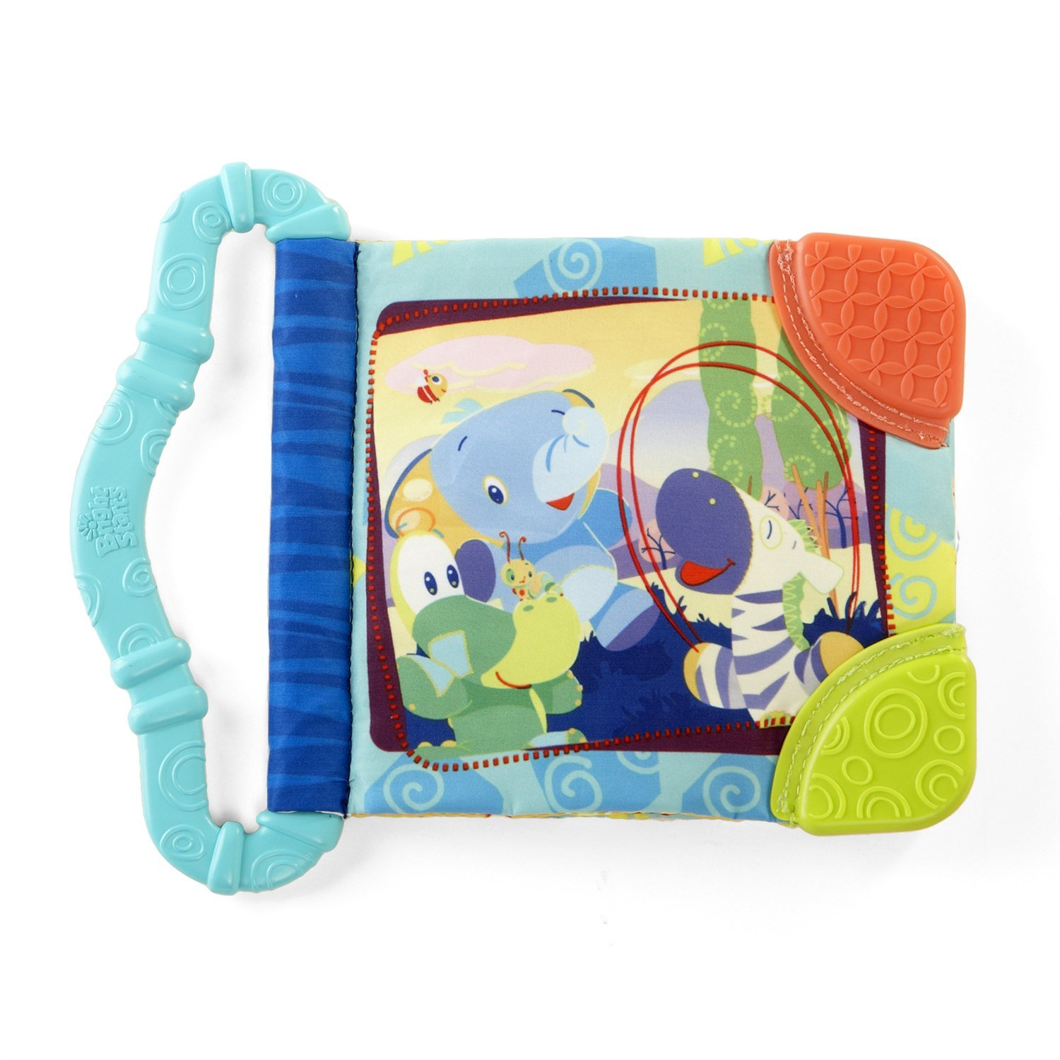 Bright Starts Teethe and Read (colours may vary) 8475