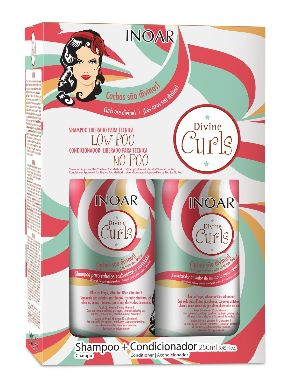 Amazon.com: Inoar Professional - Divine Curls hair Mask