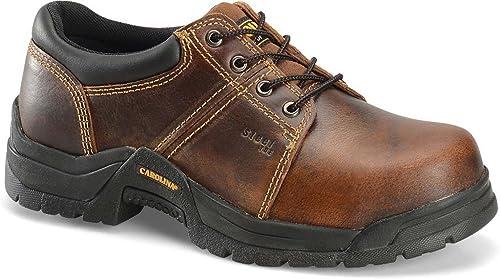 Carolina Brown Steel Toe Anti slip Work