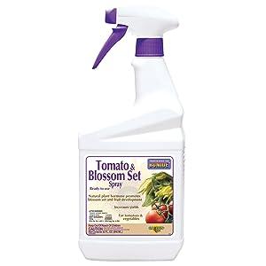 Bonide Chemical RTU Tomato and Blossom Set Spray, 32-Ounce - 544