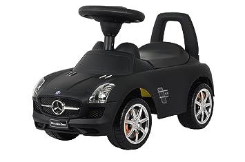 amazon com best ride on cars mercedes benz push car black toys