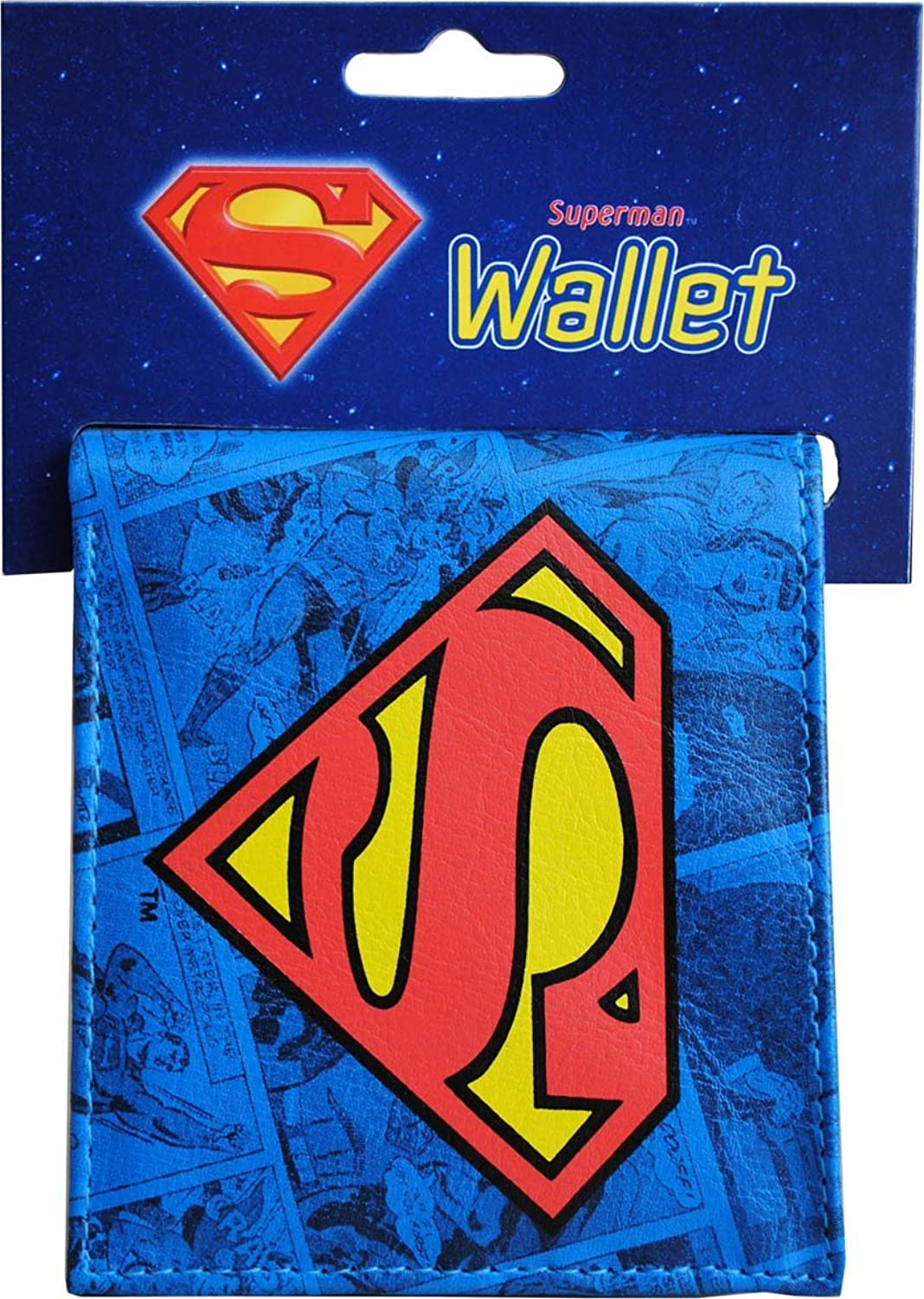 Superman Wallet - official licensed product