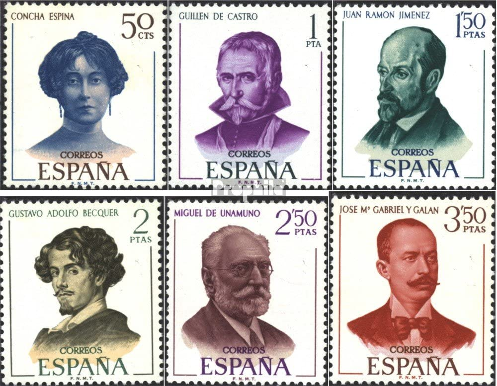 Prophila Collection España Michel.-No..: 1882-1887 (Completa ...