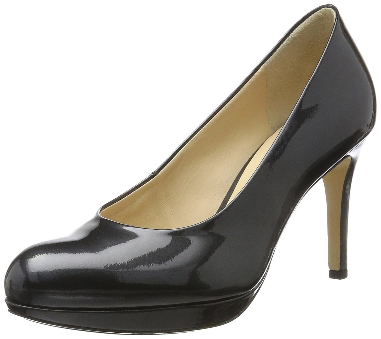 Högl 4-10 8005 6600, Zapatos de Tacón para Mujer 42.5 EU|Gris (Darkgrey)