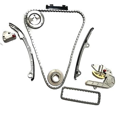 Diamond Power Timing Chain Kit Works With Nissan Altima Frontier Rogue Sentra Xterra 2 5L L4 DOHC QR25DE