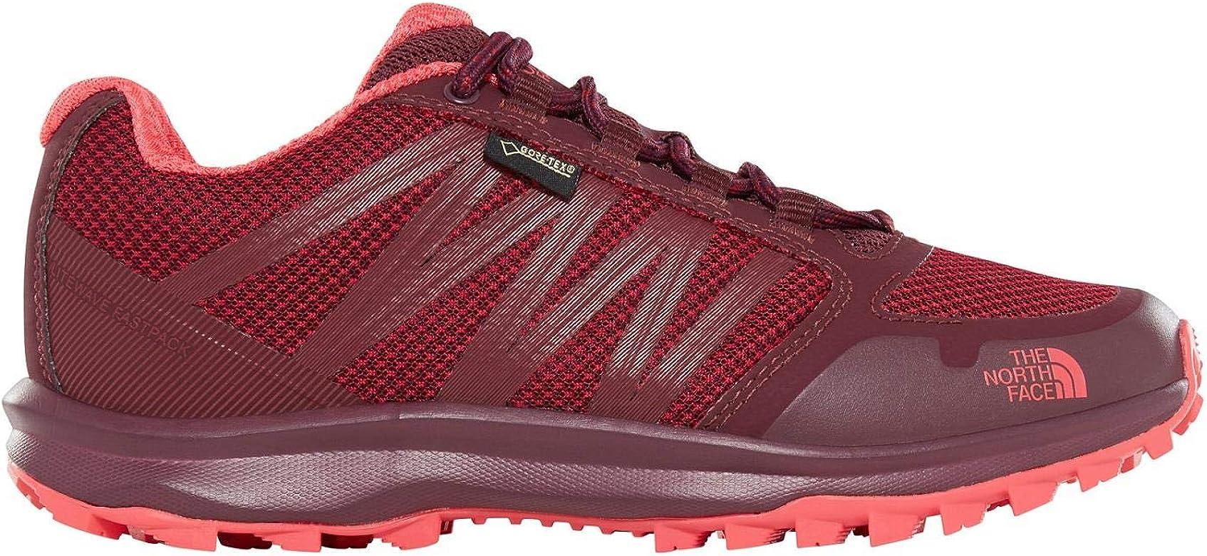 The North Face Litewave Fastpack Gore-Tex, Zapatillas de Senderismo para Mujer: Amazon.es: Zapatos y complementos