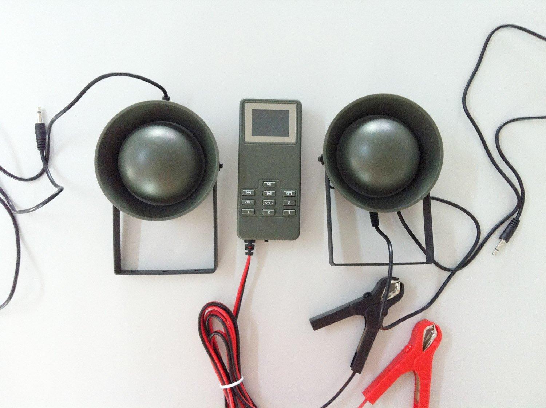 ZTOP Outdoor Hunting MP3 Player Loudspeaker Bird Decoy Bird Sounds Caller 50W Speaker by ZTOP® (Image #1)