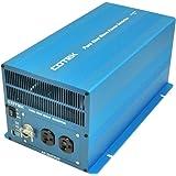 COTEK(コーテック) 正弦波インバーター 出力2000W/48V 周波数50/60Hz 歪み率3%以下 SKシリーズ SK2000-148