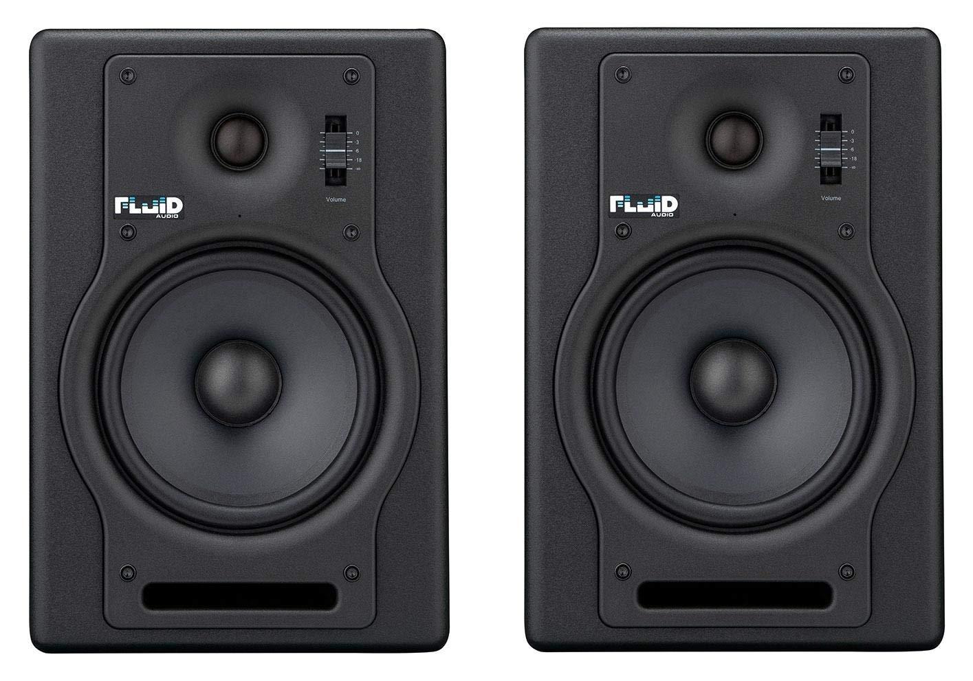 Fluid Audio F5 Bi-amplified Advanced Stu- Buy Online in Cambodia at  Desertcart